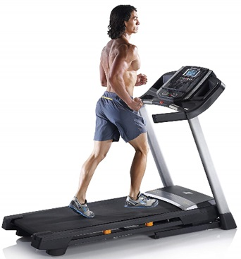 NordicTrack T 6.5 Series Inclining Treadmill