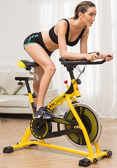 Best home gym exercise bike