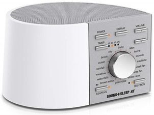 Adaptive Sound Technologies Sound Sleep SE Mini Sound Machine