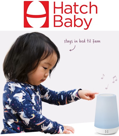 Hatch Baby Rest Sound Machine